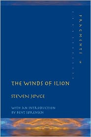"""The winds of Ilion"" cover"
