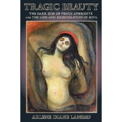 Tragic Beauty cover, Arlene Landau